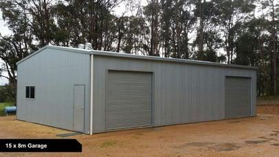 15 x 8m Garage-1