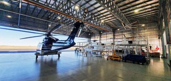 Babcock Hangar 2